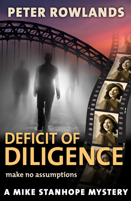 Deficit of Diligence cover picture