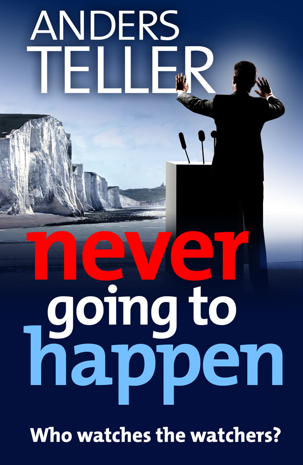 Never Going to Happen cover